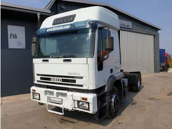 Iveco EUROTECH 440E35 4x2 tractor unit - spring - tractor unit