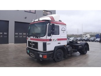 MAN 17.292 (6 CYLINDER ENGINE WITH MANUAL PUMP) - tractor unit