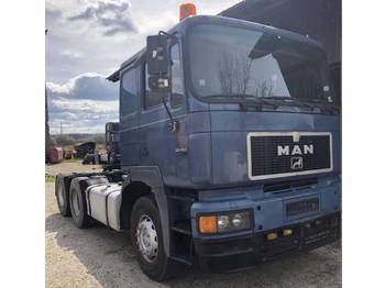 MAN 26.463 6X4 tractor unit - tractor unit