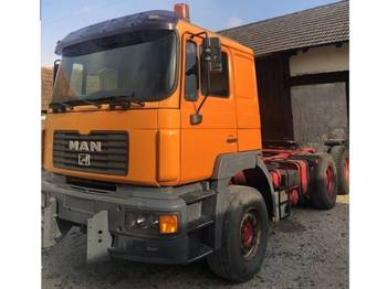 MAN 26.464 6X4 tractor unit - tractor unit