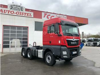 MAN TGX 26.500 6x4 BLS Retarder Hydraulik 70to  - tractor unit