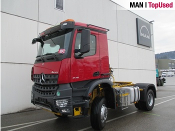 Mercedes-Benz Arocs 2148 4X4 - tractor unit