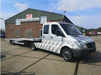 Mercedes-Benz SPRINTER 518 CDI-S BE Trekker + 2010 KUIPER PKW  - tractor unit
