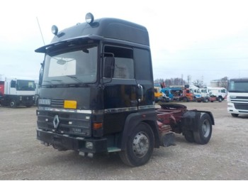 Renault R 340 Major (GRAND PONT / 2 CULASSE / LAMES) - tractor unit