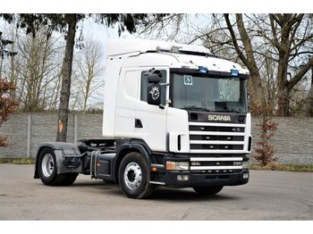 SCANIA 124L 360 1999 Retarder - tractor unit