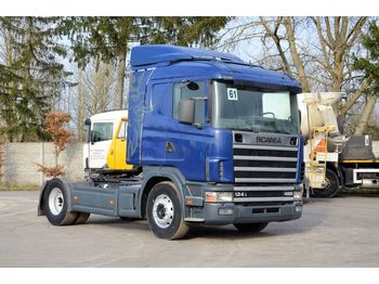 SCANIA 124L 420 1999 Retarder - tractor unit