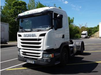 Tractor unit SCANIA G410