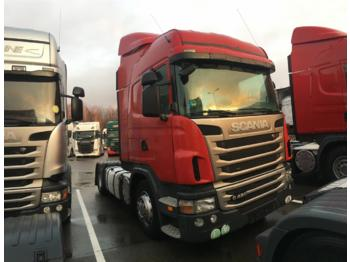 Tractor unit SCANIA G420