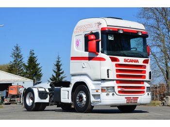 SCANIA R380 2005 AC - tractor unit