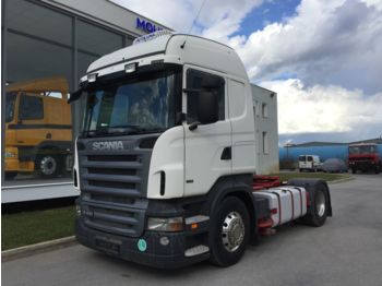 SCANIA R400 EURO5 INTARDER - tractor unit