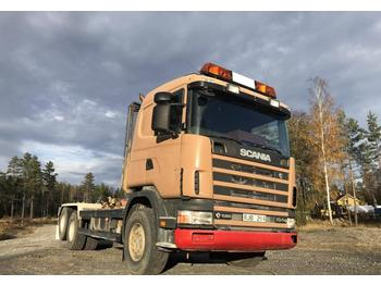 Scania 144-460  - tractor unit