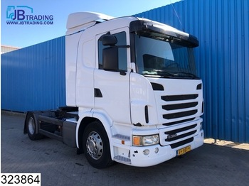Scania G 360 EURO 5, Airco - tractor unit