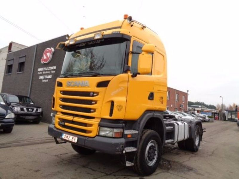 Tractor unit Scania G 440 highline 4x4 — 2755458