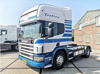 Scania P 114 LA 4X2 NA 340 | Euro 3 | TOPLINE | MANUAL  - tractor unit