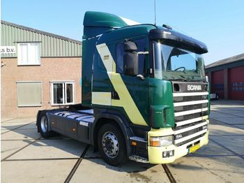 Scania R114 4X2 340 | Euro 3 | Retarder | Manual | TUV  - tractor unit