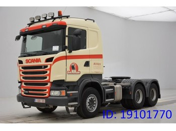 Tractor unit Scania R480 - 6x4