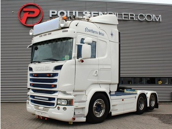Tractor unit Scania R580 6x2 3100mm