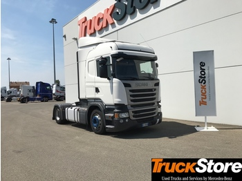 Tractor unit Scania R 410: picture 1