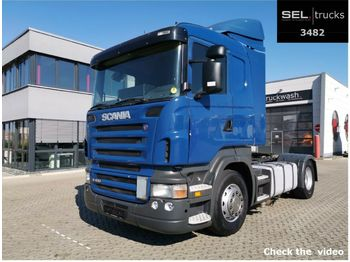 Scania R 420 / Manual Gearbox / German  - tractor unit