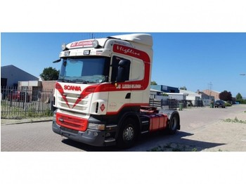 Scania R 480 - tractor unit