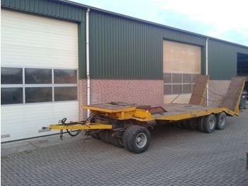 Dieplader - low loader trailer