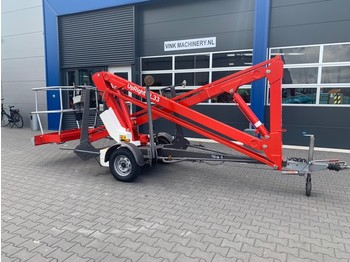 UpRight TL33 Hoogwerker - trailer