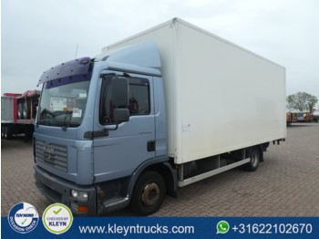 Box truck MAN 8.180 TGL manual airco