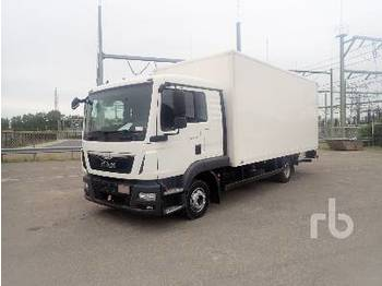 Box truck MAN TGL 8.180