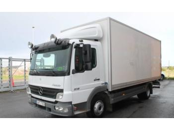 Box truck Mercedes-Benz 918 L 4X2