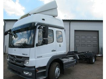 Cab chassis truck MERCEDES-BENZ ATEGO 1224 SYPIALKA