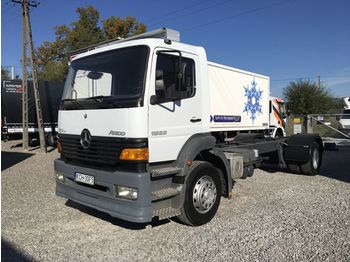 Cab chassis truck MERCEDES-BENZ Atego 1823