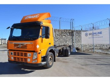 Volvo FM400 - cab chassis truck