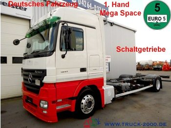 Mercedes-Benz 1841 Actros Mega Space *Schaltgetriebe* Deutsch - container transporter/ swap body truck