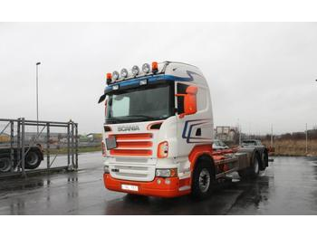 Scania R560 LB 6X2 4 MNB  - container transporter/ swap body truck