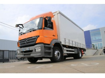 Mercedes-Benz AXOR 1829 - curtainsider truck