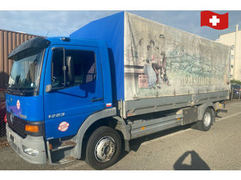 Mercedes-Benz Atego 1223  - curtainsider truck