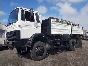 Iveco - MAGIRUS 110-17 AW 4X4 - dropside truck
