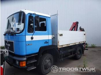 Dropside truck MAN MAN 12222 12222: picture 1