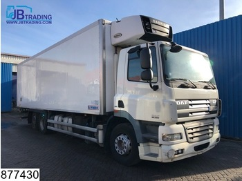 DAF 85 CF 360 EURO 5 EEV, 6x2, 2 coolunits, Motor defect, Airco - refrigerator truck
