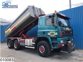 Ginaf M3335S 6x6, EURO 2, Manual, Translift, Chain Container system - skip loader truck
