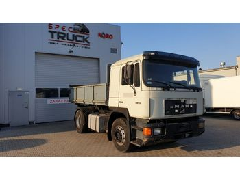 Tipper MAN 19.422 Steel /Air, Tipper, Mechanical pump