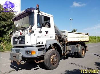 Tipper MAN FE 2000 19.403 Euro 2