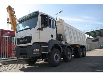 Tipper MAN TGS41.400 8X4 20M3 TIPPER NEW EURO2 DELIVERY FROM STOCK
