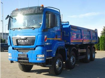 MAN TGS 35.440 8x8 EURO5 DSK Mit Bordmatik TOP!  - tipper