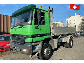 Mercedes-Benz 1848 4x4  - tipper