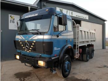 Scania 112M 320 6x4 meiller tipper tipper, 1986, 11147 GBP
