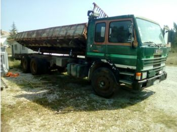 Scania Scania R500- 6X4 Wheel base 3,3m tipper, 2005 for sale at