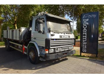 Scania P 113 360 - 6X4 tipper, 1992, 13627 GBP for sale at