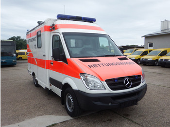 Ambulances from Germany: new and used ambulances from