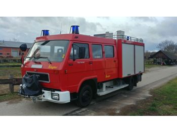 MAN TLF 24 460 DFAEG Super Buffalow 6X6 Rosenbauer fire